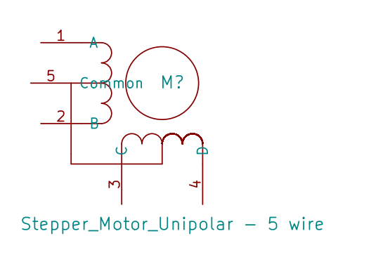 Interfacing stepper motor with pic microcontroller for Unipolar and bipolar stepper motor