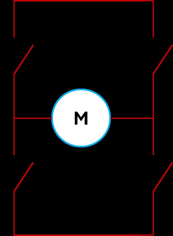 H-bridge illustration