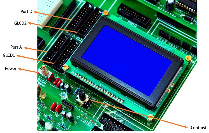 graphic-lcd-openlab-module