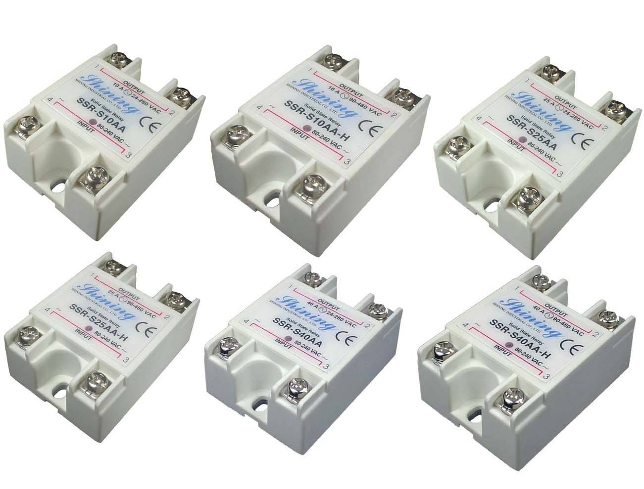 Relays And Actuators Above Is Given Example For 2 Only You Can Supply Either From Solid State Relay
