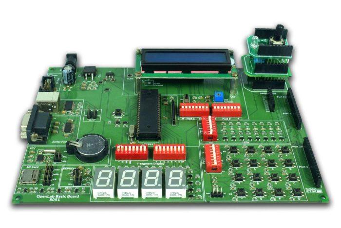 8051_basic_board