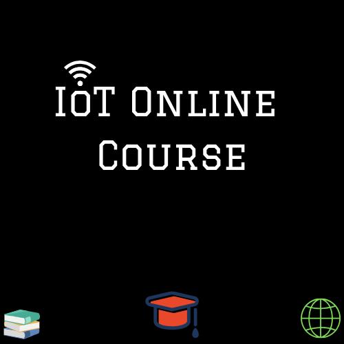IoT online Course