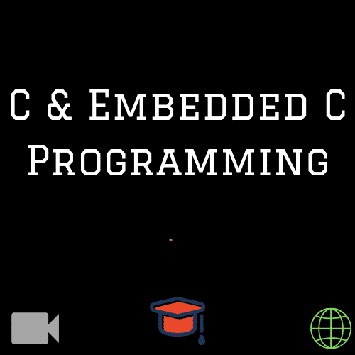 Embedded C Programming online course